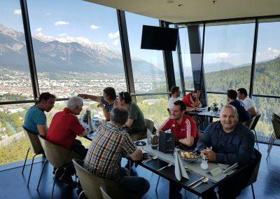 Bergisel Restaurant 1