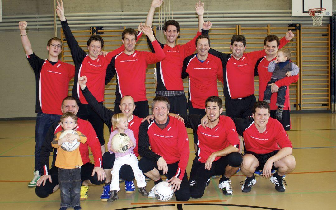 Wollerau schafft Aufstieg in die 1. Liga